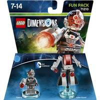 Lego Dimensions Cyborg Fun Pack 71210