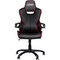 Nitro Concepts Gaming-stol Nitro Concepts E200 Race Svart, Röd
