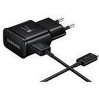 Samsung snabbladdare USB A port, 15W (9V 1.67A), 10W (5V 2A), USB-C-kabel