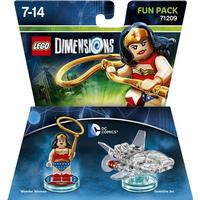Lego Dimensions Wonder Woman Fun Pack 71209