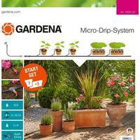 Gardena Micro Drip System Starter Set Plant Pots M