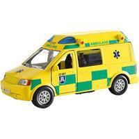 Scanditoy Ambulans med Ljud & Ljus