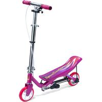 Space Scooter® Sparkcykel Junior X 360 pink