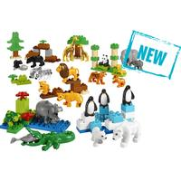 Lego Education Lego Duplo Vilda Djur