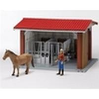 Bruder Horse Stable with Woman & Accessories 62520