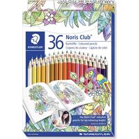 Staedtler Noris Club Color Pencils 36-pack