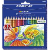 Staedtler Noris Club Color Pencils 24-pack