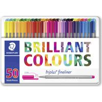 Staedtler Triplus Color Pen 50-pack
