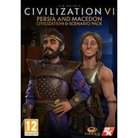 Sid Meier's Civilization 6: Persia & Macedon Civilization & Scenario Pack