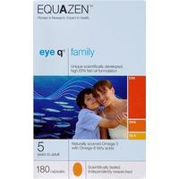 Eye Q Family Capsules 180 stk