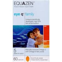 Eye Q Family Capsules 60 stk
