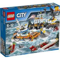 Lego City Coast Guard Head Quarters 60167