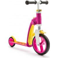 Scoot and Ride Highwaybaby 2 i 1 pink/gul