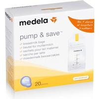 Medela Pump & Save Bags 20-pack