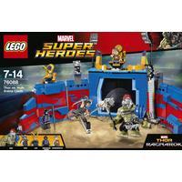 Lego Super Heroes Thor mod Hulk Kamp i Arena 76088