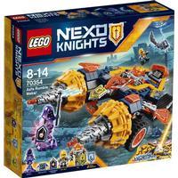 Lego Nexo Knights Axls Tordenbor 70354