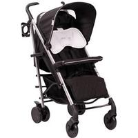 Basson Baby Pico Quilted Barnvagn Svart