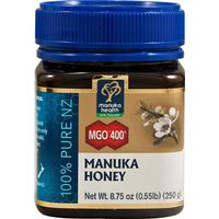 Manuka Health MGO 400+ Honey 250g