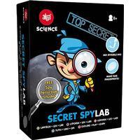 Alga Science Spy Lab
