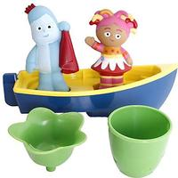 Golden Bear In the Night Garden Igglepiggle's Floaty Boat