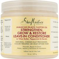 Sheamoisture Jamaican Black Castor Oil Strengthengrow & Restore Leave-In Conditioner 431ml
