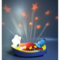Golden Bear In the Night Garden Igglepiggle's Bedtime Boat