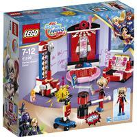 Lego DC Super Hero Girls Harley Quinn Dorm 41236