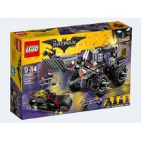 Lego Two Face Dobbelt Nedrivning 70915