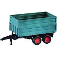 Bruder Tandemaxle Tipping Trailer with Removeable Top 02010
