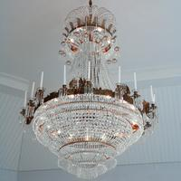 Krebs Heracles Empire 18 Arms 437b Chandeliers Taklampa
