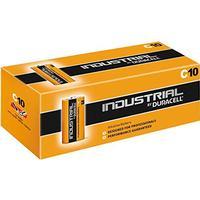 Duracell C10 1.5V Industrial (10 pcs)