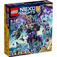 Lego Nexo Knights Den Ultimativt ødelæggende Stenkolos 70356