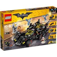 Lego The Batman Movie The Ultimate Batmobile 70917
