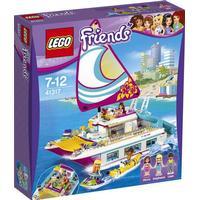 Lego Friends Solskinskatamaran 41317