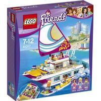 Lego Friends Sunshine Catamaran 41317