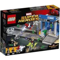 Lego Marvel Super Heroes ATM Heist Battle 76082