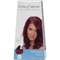 Tints of Nature Permanent Hair Colour 5FR Fiery Red