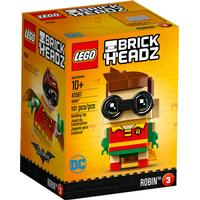 Lego Brick Headz Robin 41587