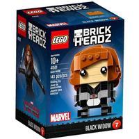 Lego Brick Headz Black Widow 41591