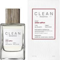 Clean Reserve Amber Saffron EdP 100ml