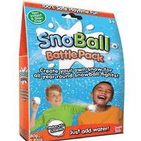 SnoBall Battle Pack från Zimpli Kids - 60 st. snöbollar