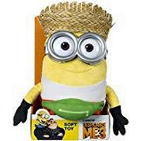 Despicable Me 3 Freedonian Dave Soft Toy (Medium)