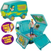 Character Scooby Doo Mystery Minis Transforming Mystery Machine