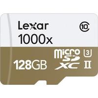 Lexar Media MicroSDXC Professional UHS-II U3 128GB (1000x)