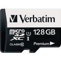 Verbatim Premium MicroSDXC UHS-I U1 128GB