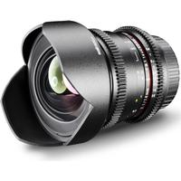 Walimex Pro 14mm/3.1 for Sony E