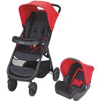 Safety 1st Sittvagn Amble TS Plain Red
