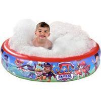 Paw Patrol badebassin - Bubble Tub Ø 105 cm - Lav badebassinet om til et boblebad på få minutter