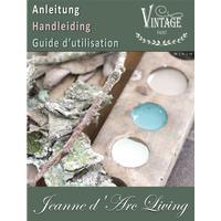 Jeanne dArc Living - Malemagasin om Vintage paint