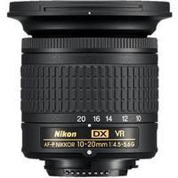 Nikon AF-P DX Nikkor 10-20mm F4.5-5.6G VR